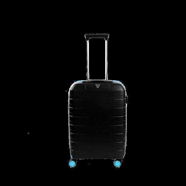خرید چمدان مدل باکس یانگ رونکاتو ایران سایز کابین رنگ مشکی رونکاتو ایتالیا – roncatoiran BOX YOUNG CABIN SIZE RONCATO ITALY 55431801