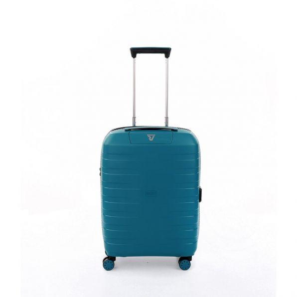 قیمت و خرید چمدان رونکاتو ایتالیا مدل باکس 4 رونکاتو ایران سایز کابین رنگ آبی  – roncatoiran BOX 4.0 CABIN SIZE RONCATO ITALY 55630188