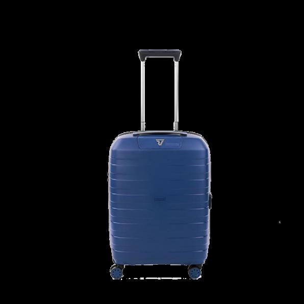 خرید چمدان رونکاتو ایتالیا مدل باکس 4 رونکاتو ایران سایز کابین رنگ سرمه ای – roncatoiran BOX 4.0 CABIN SIZE RONCATO ITALY 55630183