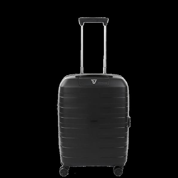 قیمت و خرید چمدان رونکاتو ایتالیا مدل باکس 4 رونکاتو ایران سایز کابین رنگ مشکی – roncatoiran BOX 4.0 CABIN SIZE RONCATO ITALY 55630101