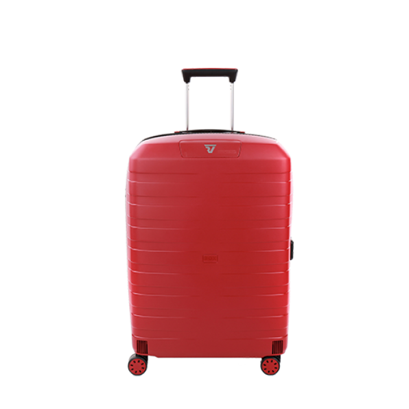 قیمت و خرید چمدان رونکاتو ایران مدل باکس 4 سایز متوسط رنگ قرمز رونکاتو ایتالیا  – roncatoiran BOX 4.0 CABIN SIZE RONCATO ITALY 55620109