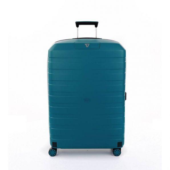 خرید چمدان رونکاتو ایتالیا مدل باکس 4 سایز بزرگ رنگ مشکی رونکاتو ایران  – roncatoiran BOX 4.0 CABIN SIZE RONCATO ITALY 55620101