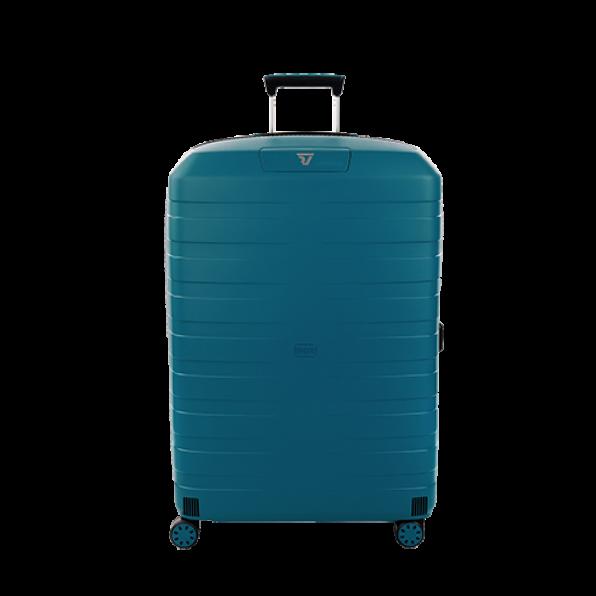قیمت چمدان رونکاتو ایتالیا مدل باکس 4 سایز بزرگ رنگ مشکی رونکاتو ایران  – roncatoiran BOX 4.0 CABIN SIZE RONCATO ITALY 55620101