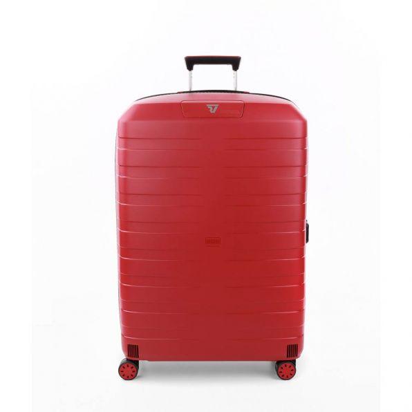 قیمت چمدان رونکاتو مدل باکس 4 رونکاتو ایران سایز بزرگ رنگ قرمز رونکاتو ایتالیا – roncatoiran BOX 4.0 CABIN SIZE RONCATO ITALY 55610109