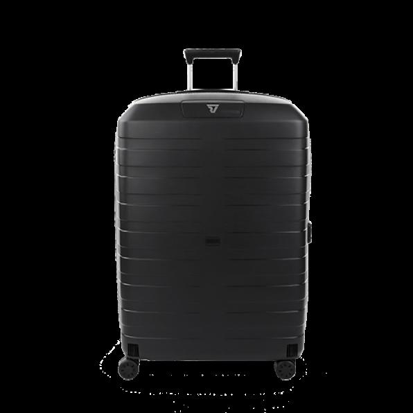 خرید چمدان رونکاتو مدل باکس 4 رونکاتو ایران سایز بزرگ رنگ مشکی رونکاتو ایتالیا – roncatoiran BOX 4.0 CABIN SIZE RONCATO ITALY 55610101