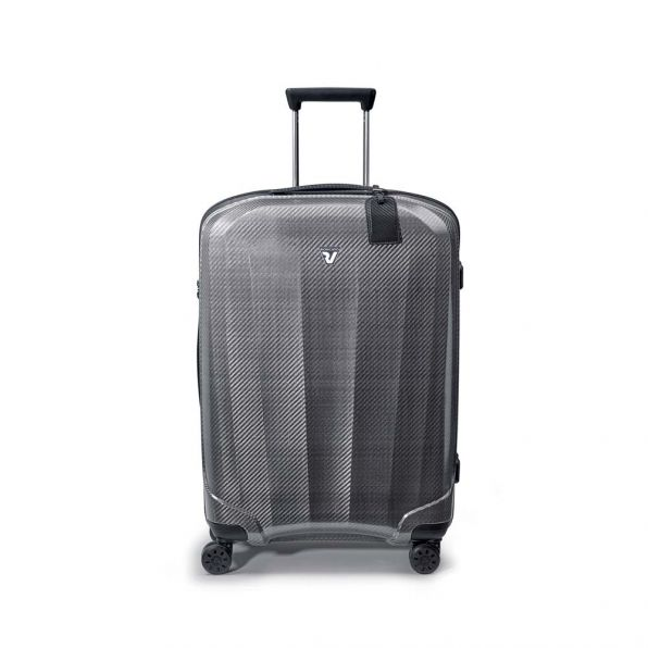 خرید چمدان رونکاتو مدل وی گِلَم رونکاتو ایران سایز متوسط رنگ خاکستری رونکاتو ایتالیا – roncatoiran WE GLAM RONCATO ITALY 59520162