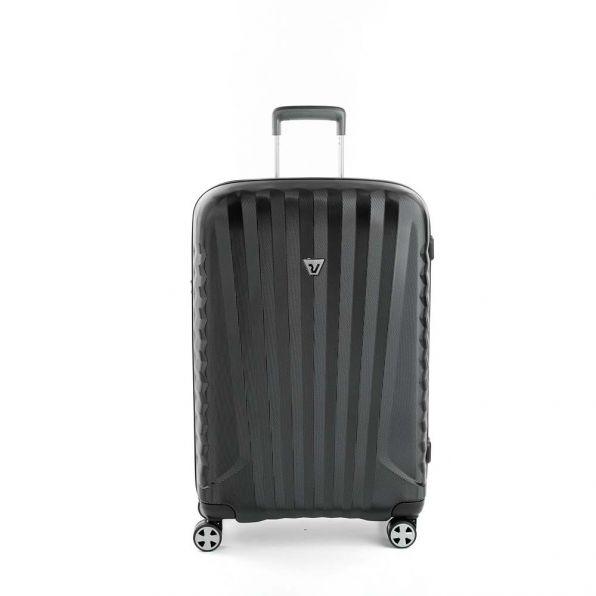 قیمت چمدان رونکاتو ایتالیا مدل اونو زد اس ال سایز بزرگ رنگ مشکی رونکاتو ایران  – roncatoiranUNO ZSL PREMIUM 2.0 RONCATO ITALY 54660101