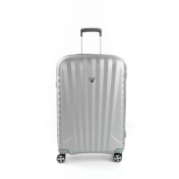 قیمت چمدان رونکاتو ایتالیا مدل اونو زد اس ال سایز متوسط رنگ خاکستری رونکاتو ایران  – roncatoiran UNO ZSL PREMIUM 2.0 RONCATO ITALY 54650225