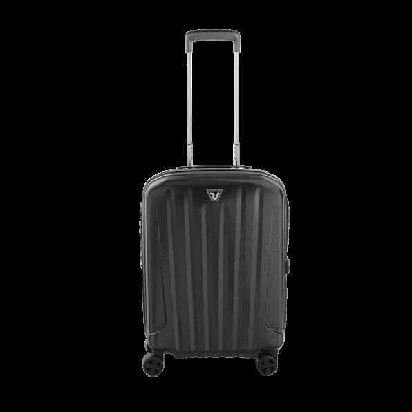 خرید و قیمت چمدان مدل یونیکا رونکاتو ایتالیا سایز کابین رنگ مشکی ایران– roncatoiran UNICA RONCATO ITALY 56130101