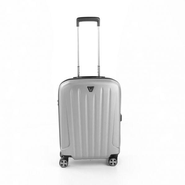 خرید و قیمت چمدان مدل یونیکا رونکاتو ایتالیا سایز کابین رنگ آبی خاکستری ایران– roncatoiran UNICA RONCATO ITALY 56130125