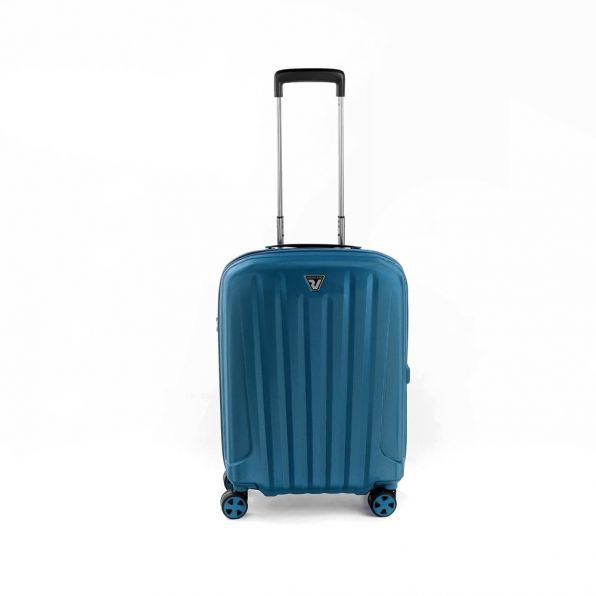 خرید و قیمت چمدان مدل یونیکا رونکاتو ایتالیا سایز کابین رنگ آبی رونکاتو ایران– roncatoiran UNICA RONCATO ITALY 56130168