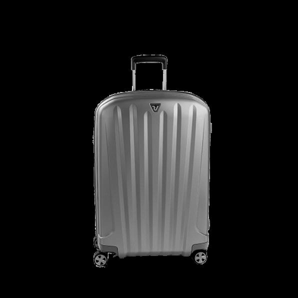 خرید و قیمت چمدان رونکاتو ایران مدل یونیکا سایز متوسط رنگ نوک مدادی ایتالیا – roncatoiran UNICA RONCATO ITALY 56120122