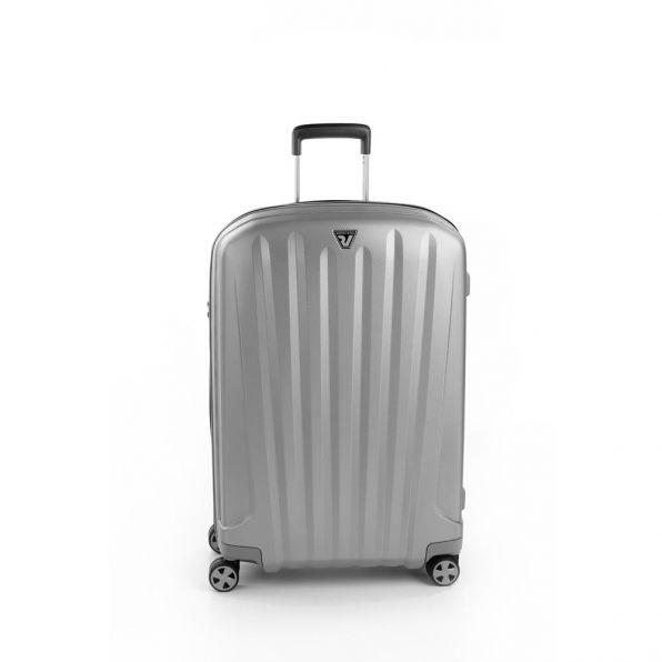 خرید و قیمت چمدان رونکاتو ایران مدل یونیکا سایز متوسط رنگ خاکستری ایتالیا – roncatoiran UNICA RONCATO ITALY 56120125