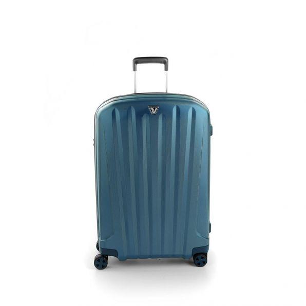 خرید و قیمت چمدان رونکاتو ایران مدل یونیکا سایز متوسط رنگ آبی ایتالیا – roncatoiran UNICA RONCATO ITALY 56120168