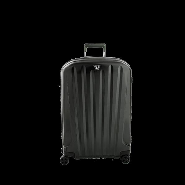 خرید و قیمت چمدان رونکاتو ایران مدل یونیکا سایز متوسط پلاس رنگ مشکی ایتالیا – roncatoiran UNICA RONCATO ITALY 56020101