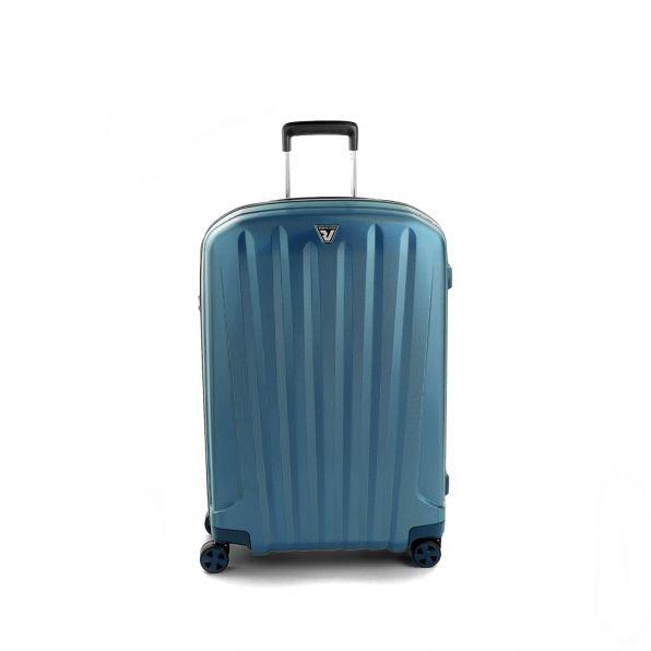خرید و قیمت چمدان رونکاتو ایران مدل یونیکا سایز متوسط پلاس رنگ آبی ایتالیا – roncatoiran UNICA RONCATO ITALY 56020168