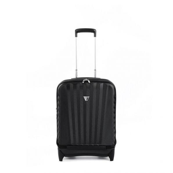 قیمت چمدان رونکاتو ایران مدل اُنو بیز سایز کابین رنگ مشکی رونکاتو ایتالیا – RONCATO ITALY UNO BIZ 41952301 roncatoiran