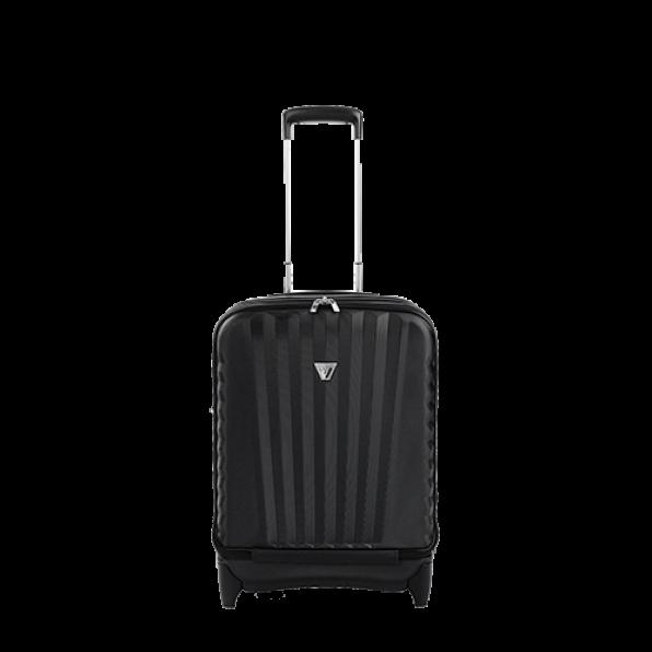 خرید چمدان رونکاتو ایران مدل اُنو بیز سایز کابین رنگ مشکی رونکاتو ایتالیا – RONCATO ITALY UNO BIZ 41952301 roncatoiran