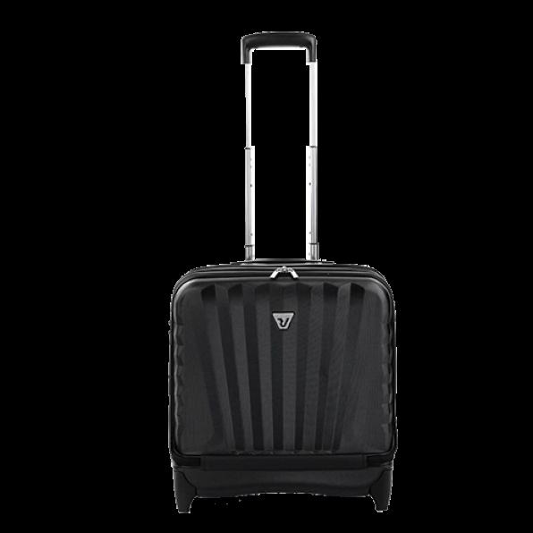 قیمت و خرید چمدان رونکاتو ایران مدل اُنو بیز سایز کابین رنگ مشکی رونکاتو ایتالیا – RONCATO ITALY UNO BIZ 41952401 roncatoiran