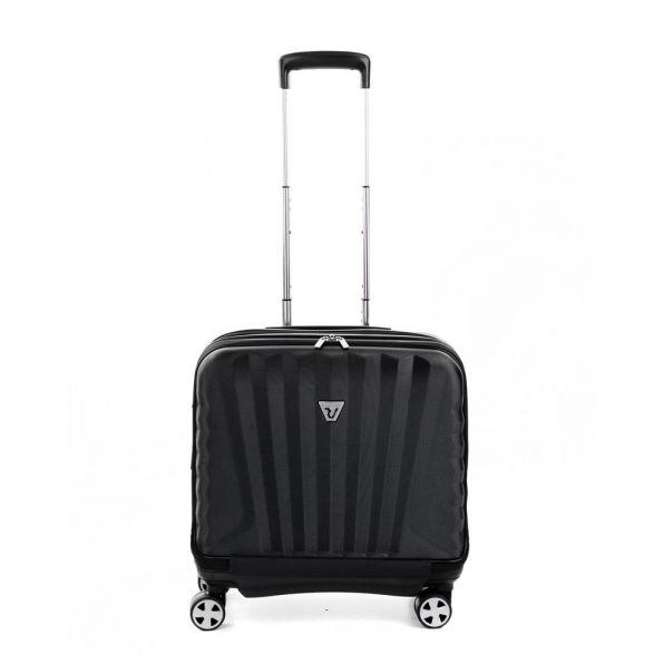 قیمت چمدان رونکاتو ایتالیا مدل اُنو بیز سایز کابین رنگ  مشکی رونکاتو ایران – roncatoiran UNO BIZ RONCATO ITALY 41953401