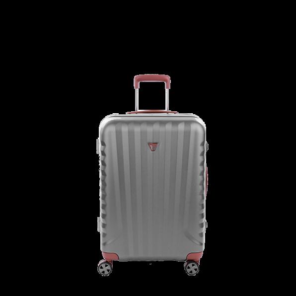 خرید و قیمت چمدان رونکاتو مدل اُنو دی ال ایکس رنگ نقره ای رونکاتو ایران سایز متوسط رونکاتو ایتالیا – roncatoiran UNO DLX RONCATO ITALY 41955245