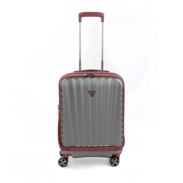 قیمت چمدان رونکاتو مدل اُنو دی ال ایکس رنگ نقره ای رونکاتو ایران سایز کابین رونکاتو ایتالیا – roncatoiran UNO DLX RONCATO ITALY 41955345