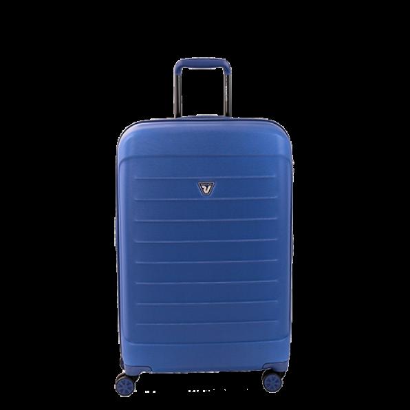 قیمت و خرید چمدان رونکاتو مدل فایبر لایت رنگ سرمه ای رونکاتو ایران سایز متوسط رونکاتو ایتالیا – roncatoiran FIBER LIGHT RONCATO ITALY 41915203