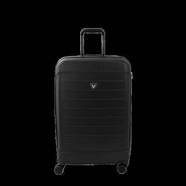 خرید چمدان رونکاتو مدل فایبر لایت رنگ مشکی رونکاتو ایران سایز متوسط رونکاتو ایتالیا – roncatoiran FIBER LIGHT RONCATO ITALY 41915201