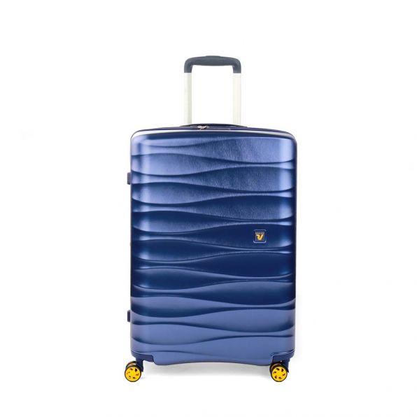 خرید و قیمت چمدان رونکاتو ایران مدل استلار رنگ آبی سایز متوسط رونکاتو ایتالیا – roncatoiran STELLAR RONCATO ITALY 41470223
