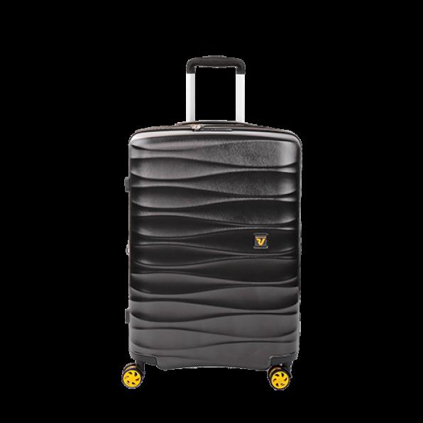 خرید و قیمت چمدان رونکاتو ایران مدل استلار رنگ نقره ای سایز متوسط رونکاتو ایتالیا – roncatoiran STELLAR RONCATO ITALY 41470222