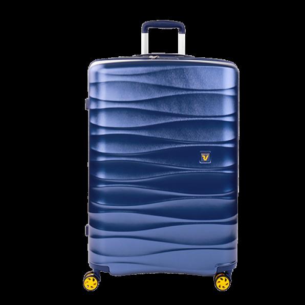 خرید و قیمت چمدان رونکاتو ایران مدل استلار رنگ آبی سایز بزرگ رونکاتو ایتالیا – roncatoiran STELLAR RONCATO ITALY 41470123
