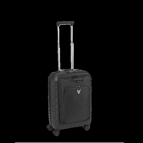 خرید و قیمت خرید چمدان رونکاتو ایران مدل دیباکس رنگ مشکی سایز کابین رونکاتو ایتالیا – roncatoiran D-BOX RONCATO ITALY 55530101