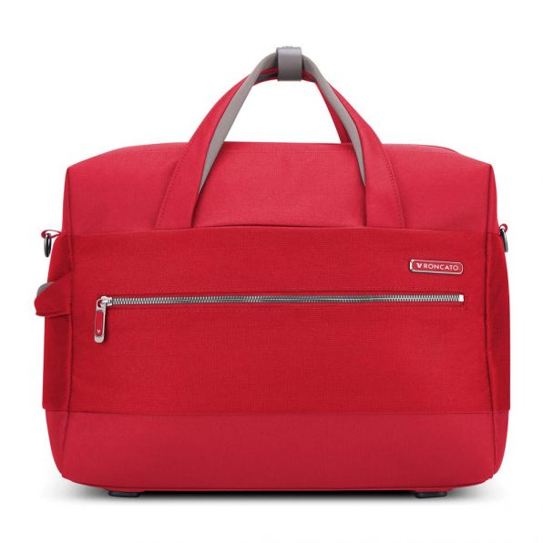 قیمت و خرید ساک رونکاتو ایران مدل ساید تِرک رنگ قرمز رونکاتو ایتالیا – roncatoiran SIDETRACK WEEKEND BAG RONCATO ITALY 41526609