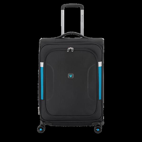 خرید و قیمت چمدان رونکاتو ایران مدل سیتی برک رنگ مشکی سایز متوسط رونکاتو ایتالیا – roncatoiran CITY BREAK RONCATO ITALY 41462201