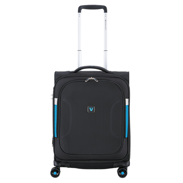 خرید و قیمت چمدان رونکاتو ایران مدل سیتی برک رنگ مشکی سایز کابین رونکاتو ایتالیا – roncatoiran CITY BREAK RONCATO ITALY 41462301