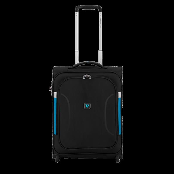خرید و قیمت چمدان رونکاتو ایران مدل سیتی برک رنگ مشکی سایز کابین رونکاتو ایتالیا – roncatoiran CITY BREAK RONCATO ITALY 41460301