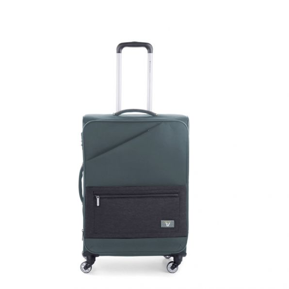 خرید و قیمت چمدان رونکاتو ایران مدل هایپر رنگ نوک مدادی سایز متوسط رونکاتو ایتالیا – roncatoiran HYPER RONCATO ITALY 41686222
