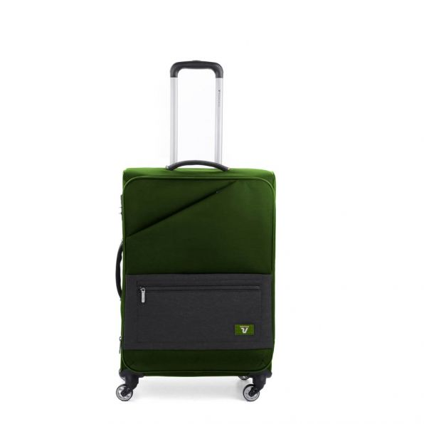 خرید و قیمت چمدان رونکاتو ایران مدل هایپر رنگ سبز سایز متوسط رونکاتو ایتالیا – roncatoiran HYPER RONCATO ITALY 41686267