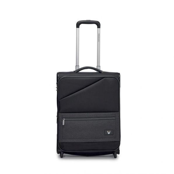 خرید و قیمت چمدان رونکاتو ایران مدل هایپر رنگ مشکی سایز کابین رونکاتو ایتالیا – roncatoiran HYPER RONCATO ITALY 41685301