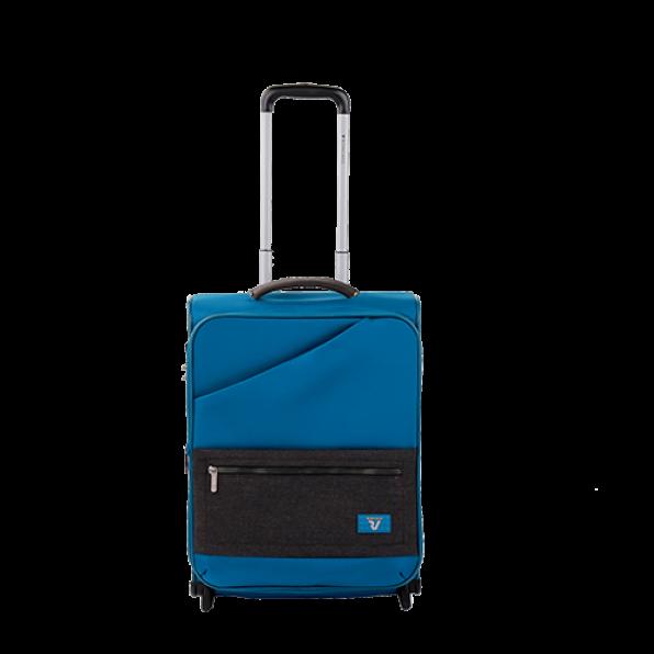 خرید و قیمت چمدان رونکاتو ایران مدل هایپر رنگ آبی سایز کابین رونکاتو ایتالیا – roncatoiran HYPER RONCATO ITALY 41685368