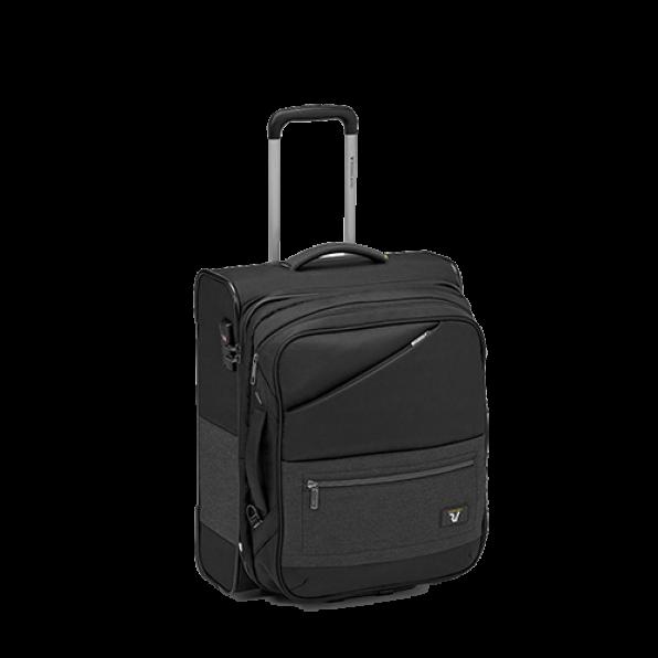 خرید و قیمت چمدان رونکاتو ایران مدل هایپر سایز کابین رنگ مشکی رونکاتو ایتالیا – roncatoiran HYPER RONCATO ITALY 41685401