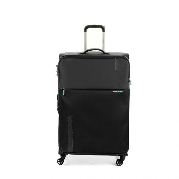 خرید و قیمت چمدان رونکاتو ایران مدل اسپید رنگ مشکی سایز بزرگ رونکاتو ایتالیا – roncatoiran SPEED RONCATO ITALY 41612101
