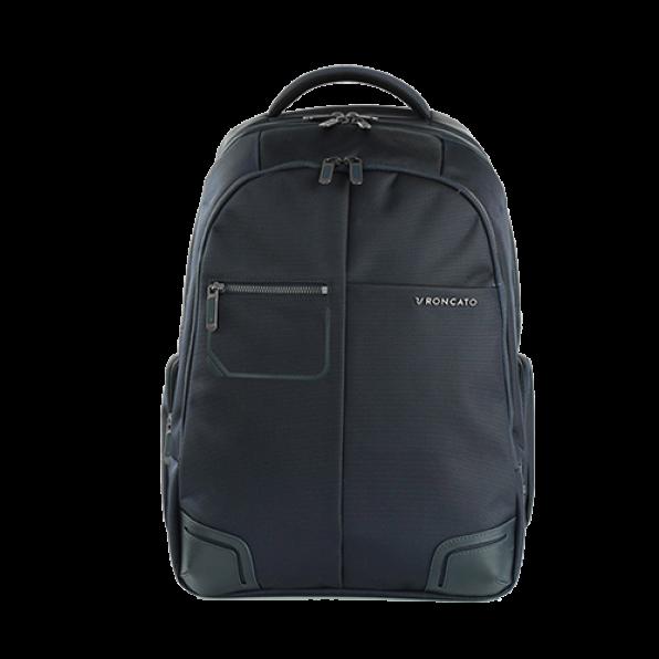 خرید و قیمت کوله پشتی لپ تاپ رونکاتو مدل وال استریت رنگ سرمه ای سایز 15.6 اینچ رونکاتو ایتالیا – roncatoiran WALL STREET RONCATO ITALY 41215323