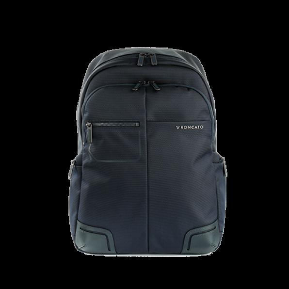 خرید و قیمت کوله پشتی لپ تاپ رونکاتو مدل وال استریت رنگ سرمه ای سایز 14 اینچ تک تبله رونکاتو ایتالیا – roncatoiran WALL STREET RONCATO ITALY 41215423