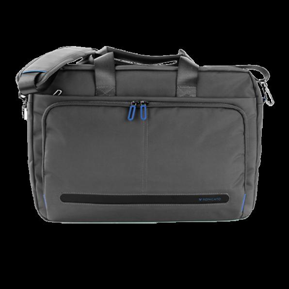 خرید و قیمت کیف دستی لپ تاپ رونکاتو مدل اُربن فیلینگ رنگ طوسی سایز 15.6 اینچ یک تبله رونکاتو ایتالیا – roncatoiran URBAN FEELING RONCATO ITALY 41233022