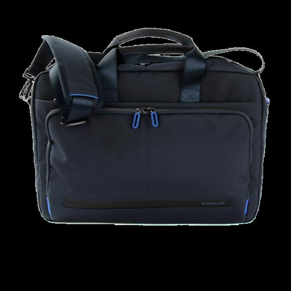 خرید و قیمت کیف دستی لپ تاپ رونکاتو مدل اُربن فیلینگ رنگ سرمه ای سایز 15.6 اینچ یک تبله رونکاتو ایتالیا – roncatoiran URBAN FEELING RONCATO ITALY 41233058