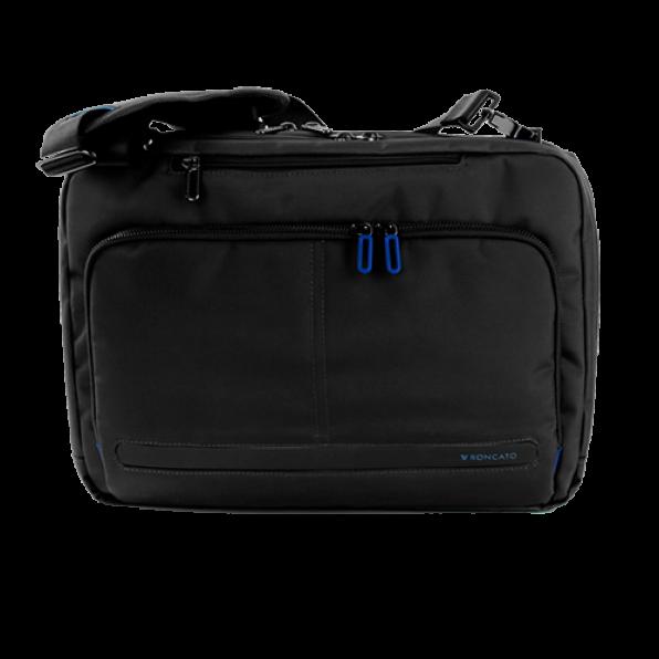خرید و قیمت کیف دستی لپ تاپ رونکاتو مدل اُربن فیلینگ رنگ مشکی سایز 14 اینچ یک تبله رونکاتو ایتالیا – roncatoiran URBAN FEELING RONCATO ITALY 41233201