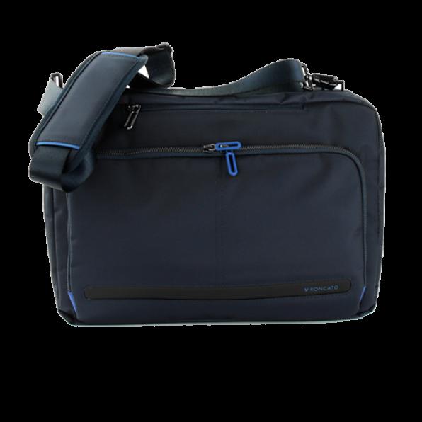 خرید و قیمت کیف دستی لپ تاپ رونکاتو مدل اُربن فیلینگ رنگ سرمه ای سایز 14 اینچ یک تبله رونکاتو ایتالیا – roncatoiran URBAN FEELING RONCATO ITALY 41233258
