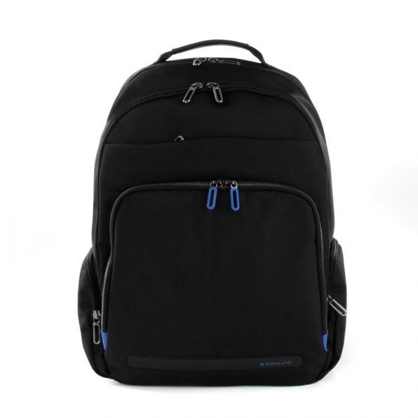 خرید و قیمت کوله پشتی لپ تاپ رونکاتو مدل اُربن فیلینگ رنگ مشکی سایز 15.6 اینچ دو تبله رونکاتو ایتالیا – roncatoiran URBAN FEELING RONCATO ITALY 41233301