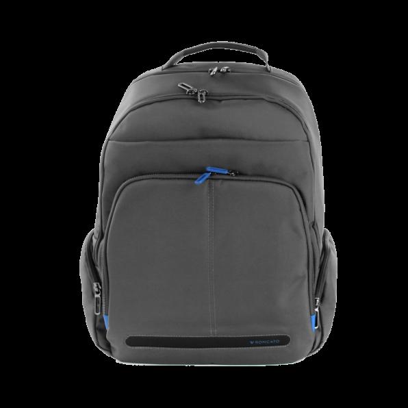 خرید و قیمت کوله پشتی لپ تاپ رونکاتو مدل اُربن فیلینگ رنگ طوسی سایز 15.6 اینچ دو تبله رونکاتو ایتالیا – roncatoiran URBAN FEELING RONCATO ITALY 41233322